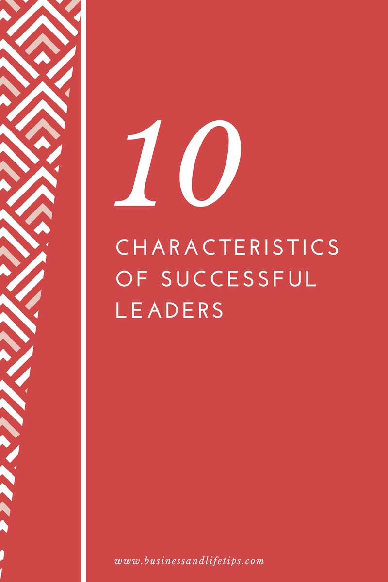 Characterisitics of successful people that you can learn and apply in life