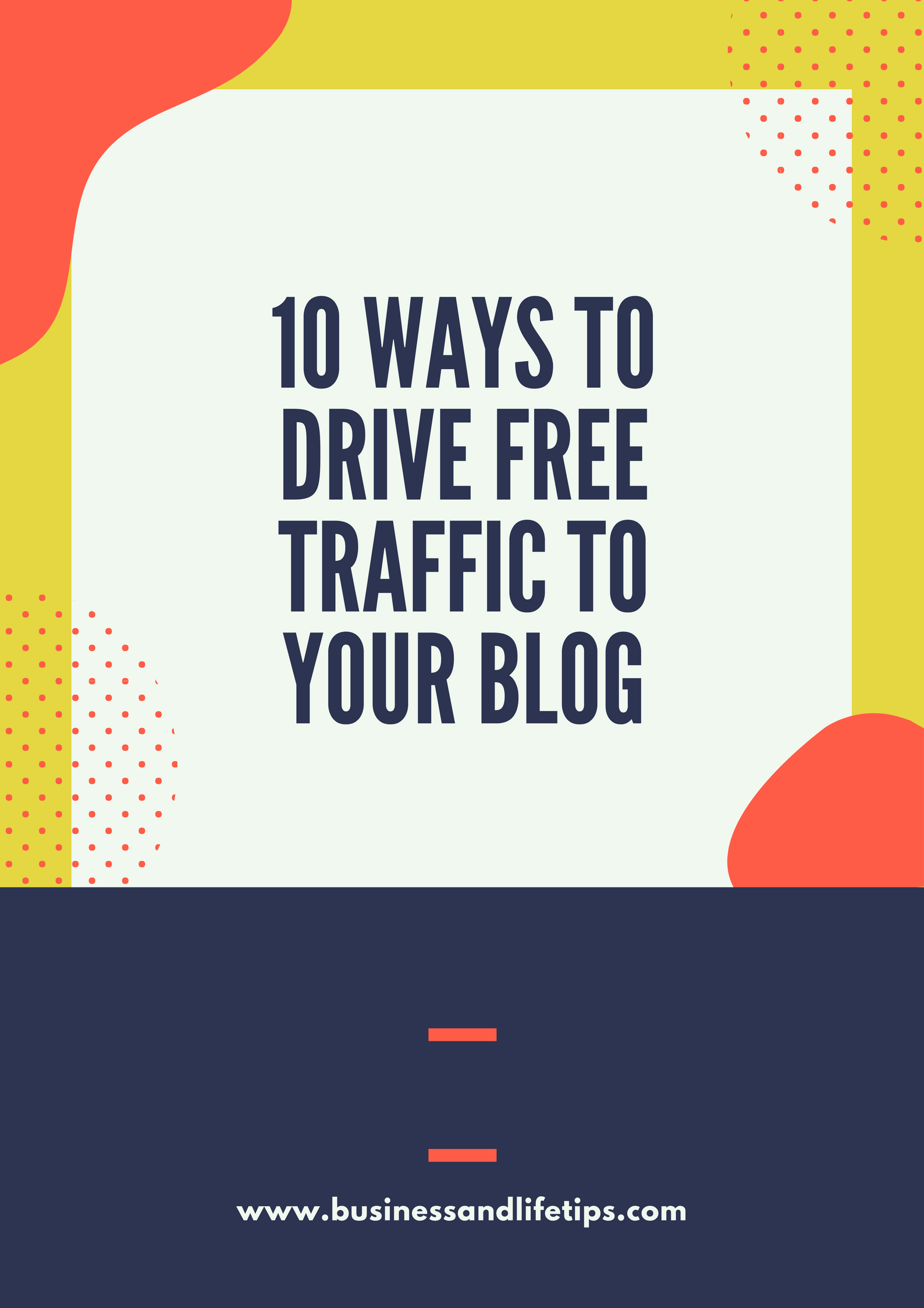 get free traffic to your blog