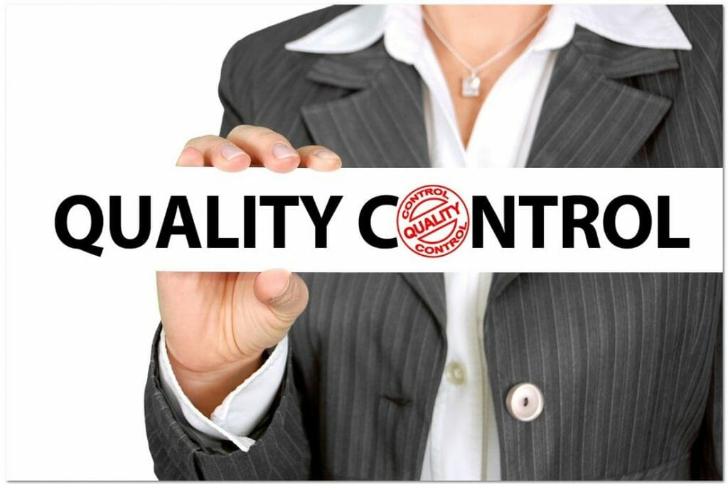 Managing Quality Control: How can your Small Business benefit?